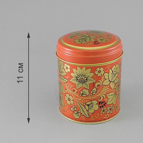 Банка жестяные для чая оптом