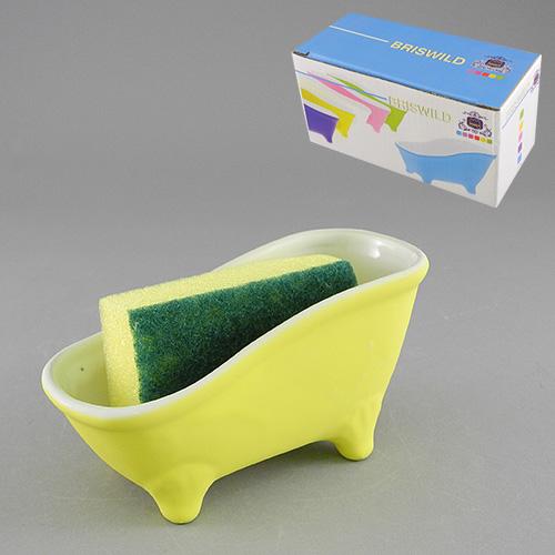 Подставки для губок для мытья посуды своими руками